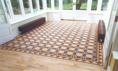 Unique Floor Tiles For Conservatories Gift - Home Floor Plans ...